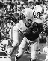 Miami Dolphins Runningback LARRY CSONKA Glossy 8x10 Photo NFL Football Print