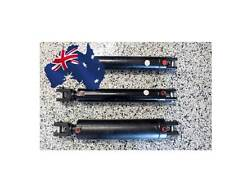 HYDRAULIC RAM / CYLINDER VARIOUS SIZES AUSTRALIAN MADE! - NOT CHINESE  2.5' BORE