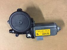 BMW E36 Saloon Window Lift Motor Left Rear up to Year 08/93 6762 13874360