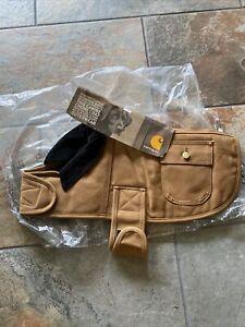 NWT Carhartt Dog Chore Coat Size Medium - Brown