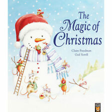 The Magic Of Christmas by Claire Freedman NEW (Paperback) Book