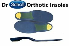 Dr. Scholl Men's Tri-Comfort Orthotic Insoles Inner Soles Arch Support