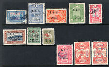 1919 High Quality CILICIA / France / Turkey Stamps, Assort. Sc. #77-99 MH & Used