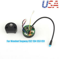New Circuit Board & Dashboard Cover for Ninebot Es4 Es3 Es2 Es1 Electric Scooter