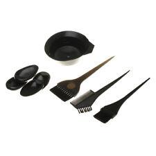 Kit Teinture Coloration Bol Brosse Cache-oreille pour Cheveux Coiffure Salon