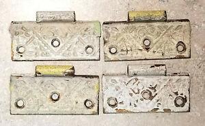 Vintage Door Hinges ART DECO