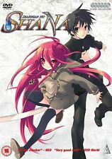 Shakugan No Shana DVD, 6-Disc Collection; BRAND NEW, FACTORY SEALED