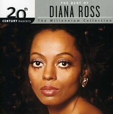 Diana Ross - 20th Century Masters: Millennium Collection [New CD]