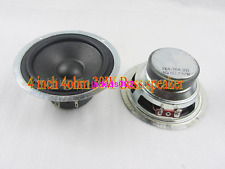 "1pcs 4""inch woofer Speaker 4ohm 30W 115MM"
