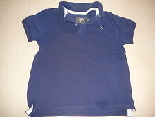 H & M tolles Poloshirt Gr. 98 / 104 blau !!