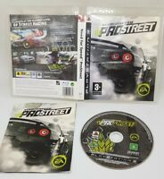 PS3 Need for Speed ProStreet Sony PlayStation 3 2007