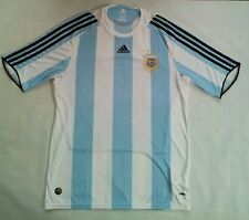 ADIDAS CLIMA 365 CLIMACOOL  AFA ARGENTINA NATIONAL TEAM SOCCER JERSEY IN SIZE XL