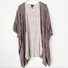 H&M Black & White Kimono Short Sleeve