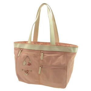 Furla Tote bag Pink White Woman Authentic Used Y875
