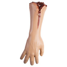 Halloween Horror Party Gory Gruesome Severed Arm Hand Limb Prop Decoration