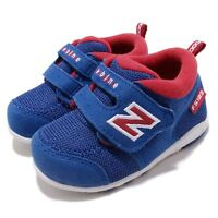 New Balance FS123BRI W Wide Blue Red TD Toddler Infant Baby Shoes FS123BRIW