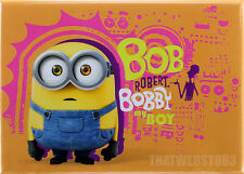 Despicable Me Minion Bob Refrigerator Magnet ~ Officially Licensed