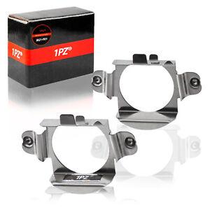 H7 LED Headlight Bulb Holder Adapter Retainer Clip for Mercedes Benz Volkswagen