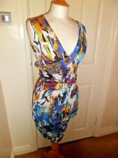 Stunning BNWT Steilmann Ruched Dress UK 10 £62.55 Sample
