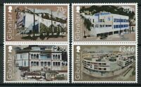 Gibraltar Architecture Stamps 2020 MNH Our Schools Education Buildings 4v Set