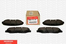 Genuine Honda OEM Front Brake Pad Kit Fits: 2012-2015 Civic SI & CR-V