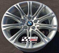 """BMW 5 Série E60 E61 1x 18"""" Authentique Style 135 M MV2 remis à neuf roue en alliage S105S"""