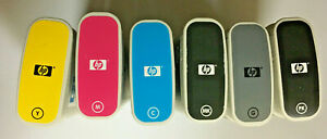 LEERE HP 72 Original Patronen Tinte C9403a C9374a C9370a C9373a C9372a Designjet