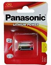 1X Panasonic CR2 3V Lithium Power Battery DL CR2 KCR2  DL2A  CR17355  DLCR2