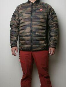 686 Thermal Puff Jacket (L) Dark Camo M0WGNS04-DKCM