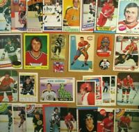 1959-60/70's+ NHL Lot**Ovechkin/Hull/Lemieux/Crosby/Howe/Roy/Gretzky/Barber (RC)
