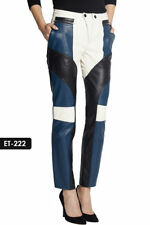 Leather Dry-clean Only Pants for Women