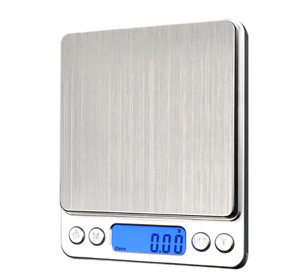 Digital Pocket Scale Electronic Balance Weighing Tool Kitchen Baking Scale