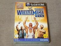 Nintendo Gamecube NGC Wrestle Mania 19 Game Korean Version Brand New Sealed Rare