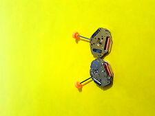 disk 2 hands 100 % new Miyota Japan quartz movement no 1L22 without