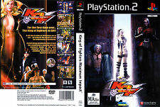 PS2 KING OF FIGHTERS MAXIMUM IMPACT PAL FORMAT EXCELLENT CONDITION