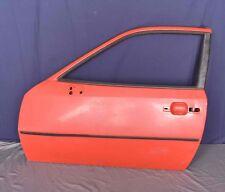 Porsche 944 Red Left Front Driver Side Door Coupe
