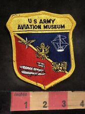 Alabama US ARMY AVIATION MUSEUM Patch 95H4