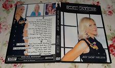 C.C.Catch - MTV Show 85-06 DVD SPECIAL FAN EDITION, Rare! (Modern Talking)