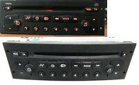 Original Autoradio CD CITROEN C2 C3 C4 BERLINGO Partner PEUGEOT 206 307 BOXER