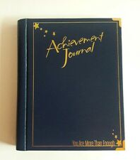 Achievement Journal You Are More Than Enough Unused Motivational Positive Mind