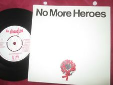 The Stranglers No More Heroes United Artists Recs UP 36300 UK Vinyl 7inch Single