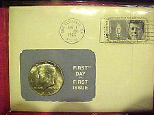 1966 #18 99 COMPANY FIRST DAY FIRST ISSUED .50 CENT JOHN F. KENNEDY BUST LEFT