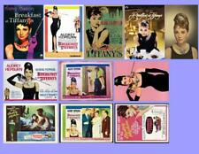PHOTOS OF BREAKFAST AT TIFFANY'S POSTERS, 11 PHOTO FRIDGE MAGNETS