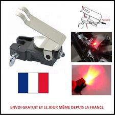 FEU STOP FREIN LED VTT VELO V-BRAKE CABLE SECURITE PILE COMPRISE MONTAGE FACILE