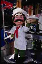 074062 poco ITALIA PIZZA MAN Statua A4 FOTO STAMPA