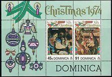 Dominica SC417a Christmas'74AdorationOfKingsByCaselli&Rene MNH 1988