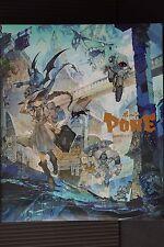 """JAPAN Demizu Posuka (Yakusoku no Neverland Artist) Art Book """"Pone"""""""