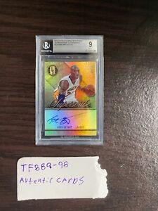 2012-13 Panini Gold Standard Superscribe Autographs Kobe Bryant Trading Card 9