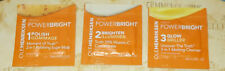 Ole Henriksen Power BRIGHT 3 step System - 3ml x 3 Packets - NEW Sealed
