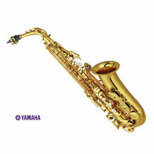 Used Yamaha Model YAS-23 Alto Saxophone with Case